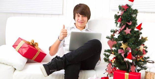 Χριστουγεννιάτικη ιστοσελίδα γνωριμιών